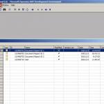Desarrollo básico de un informe en Microsoft Dynamics NAV 2013