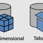 Tipos de modelos OLAP. Tabular o Multidimensional?